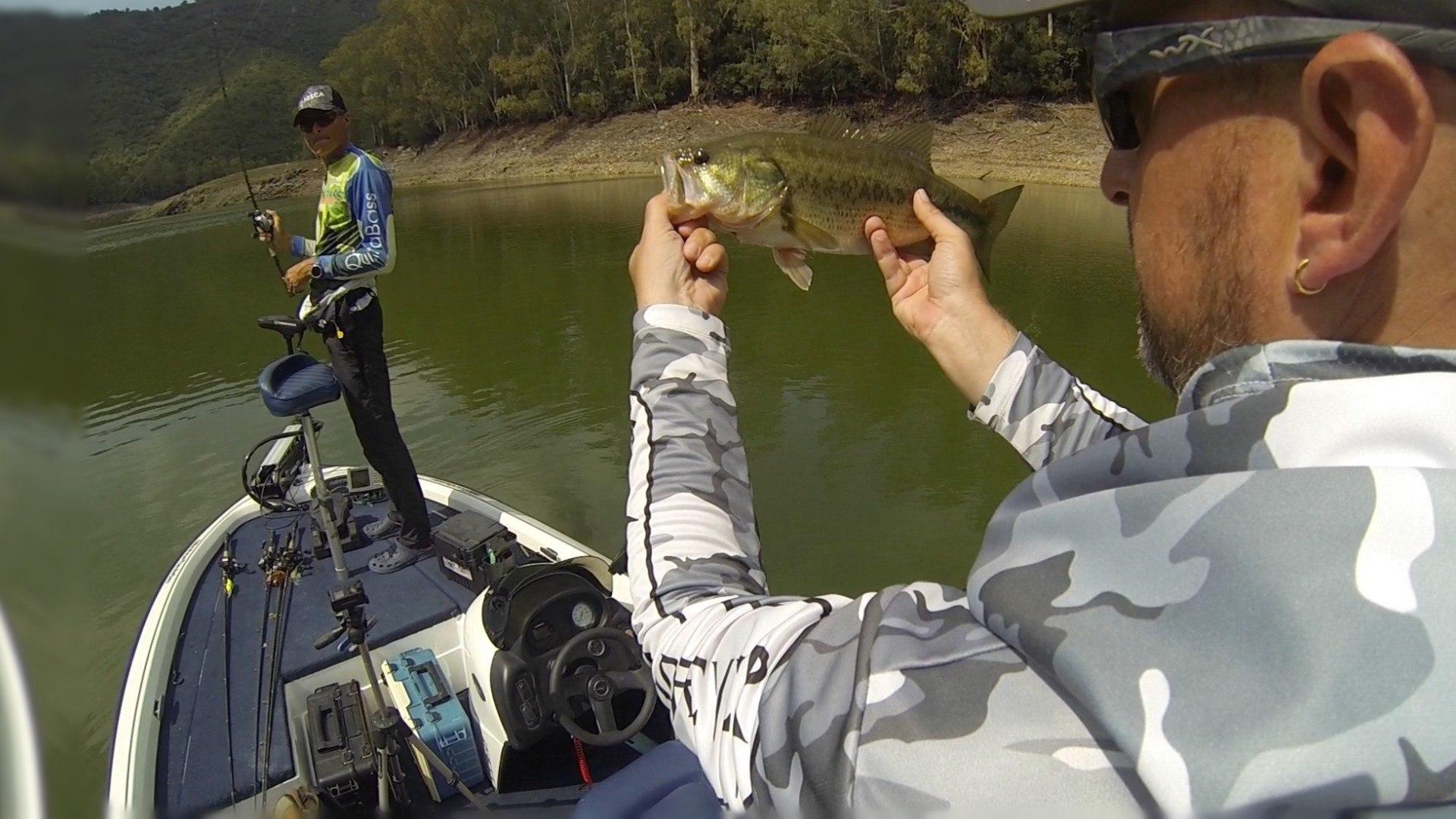 Caccia e PESCA Il bassfishing del mio migliore amico 1 - 1^TV