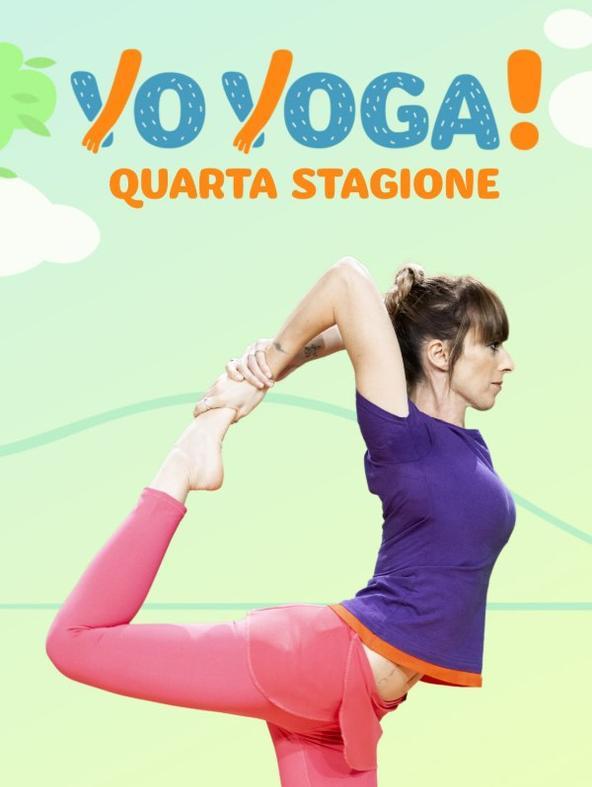S4 Ep8 - Yo Yoga!