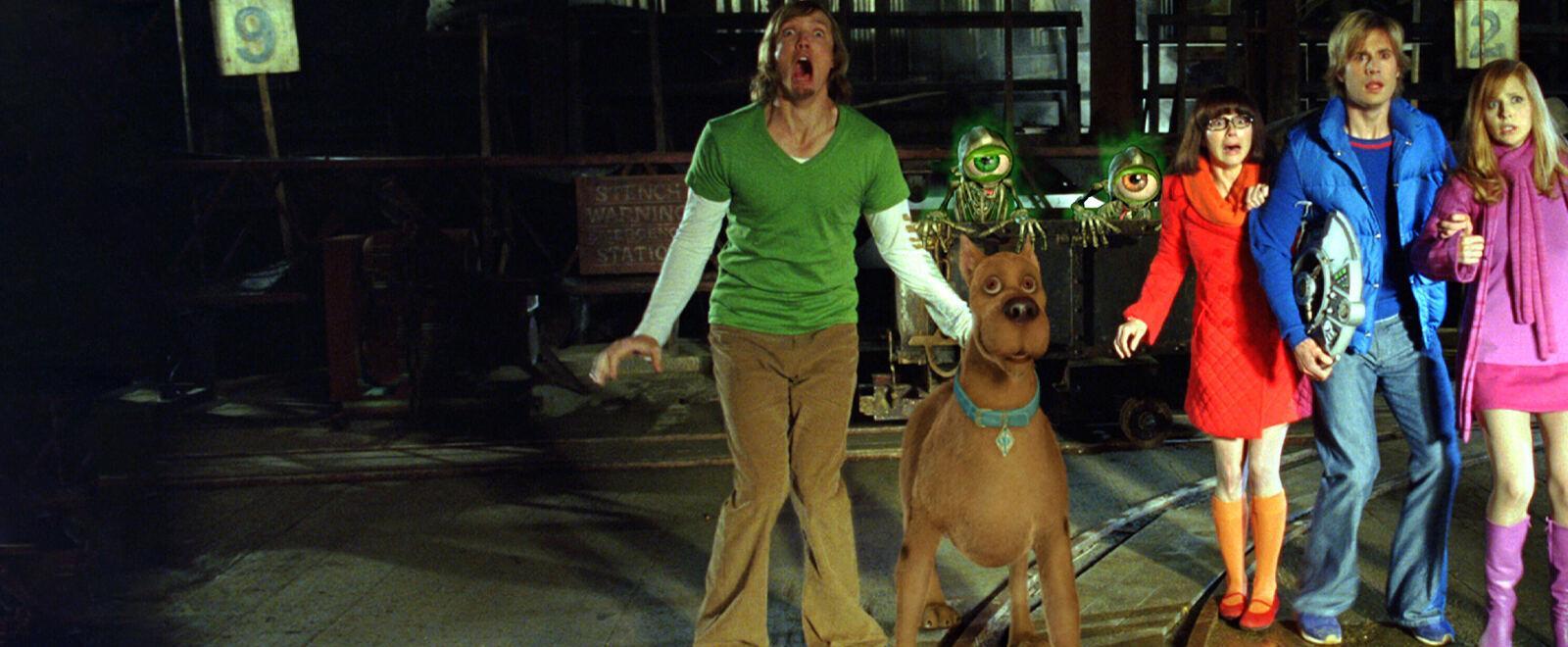 Scooby-Doo 2: Mostri scatenati