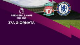 Liverpool - Chelsea. 37a g.