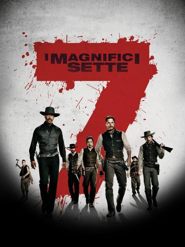 I magnifici sette (2016)