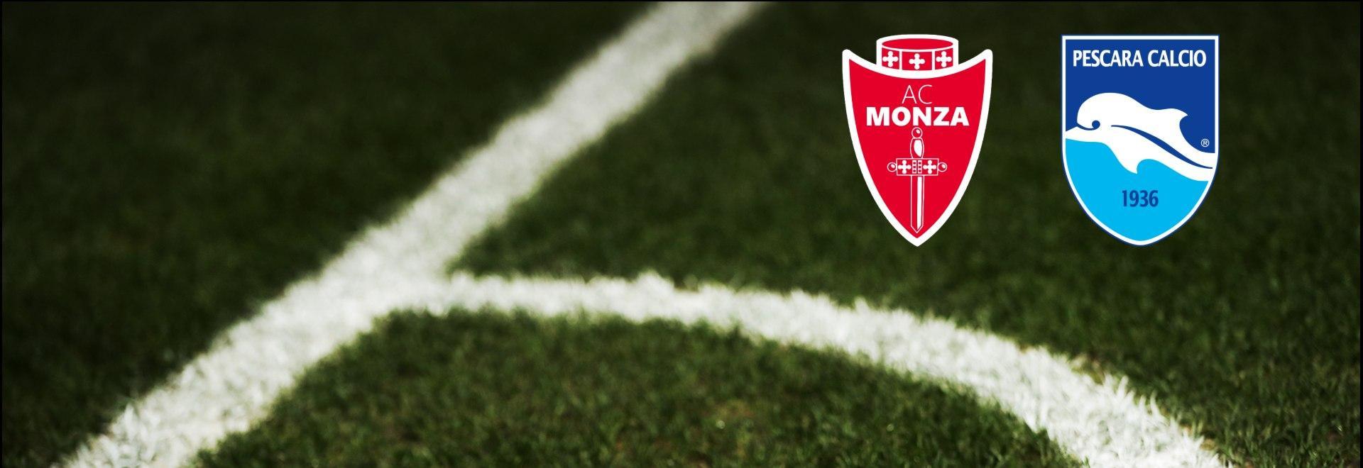 Monza - Pescara. 32a g.