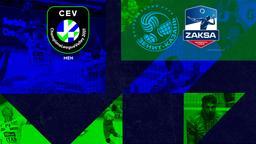 Kazan - Kedzierzyn Kozle. Semifinale