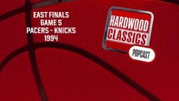 Pacers - Knicks 1994. East Finals Game 5
