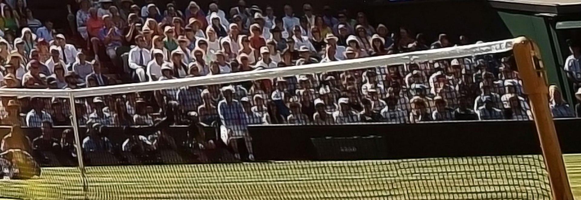 Federer - Nadal 2007. Finale