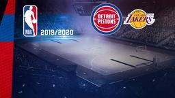 Detroit - LA Lakers