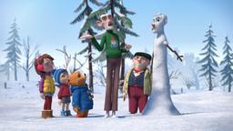 Paddington scopre la neve / Paddington e il metal detector