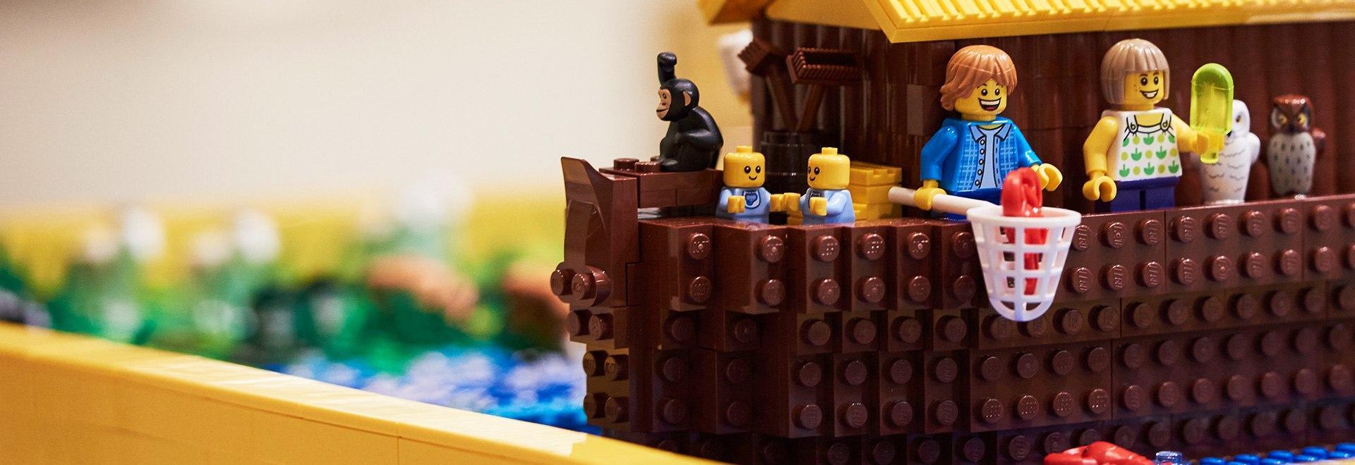 Lego...buffet!