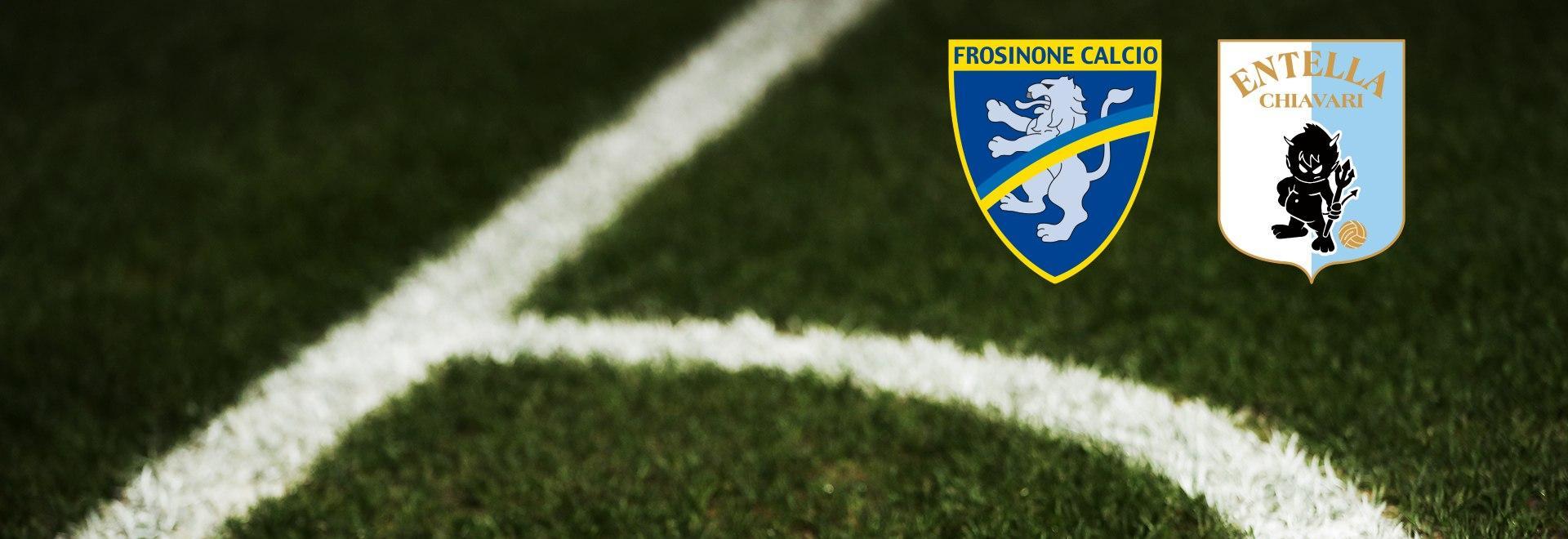Frosinone - Virtus Entella. 22a g.