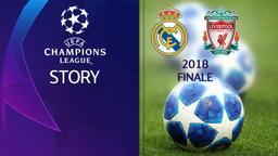 Real Madrid - Liverpool 2018