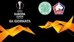 Celtic - Lille. 6a g.