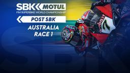 Australia Race 1
