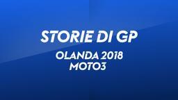 Olanda, Assen 2018. Moto3