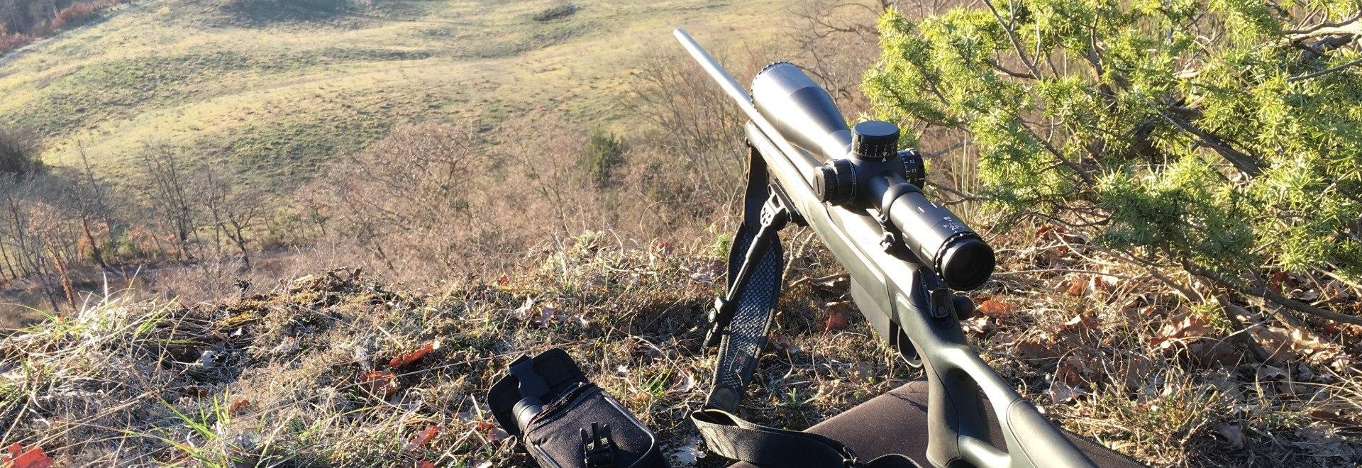 La caccia. 1a parte
