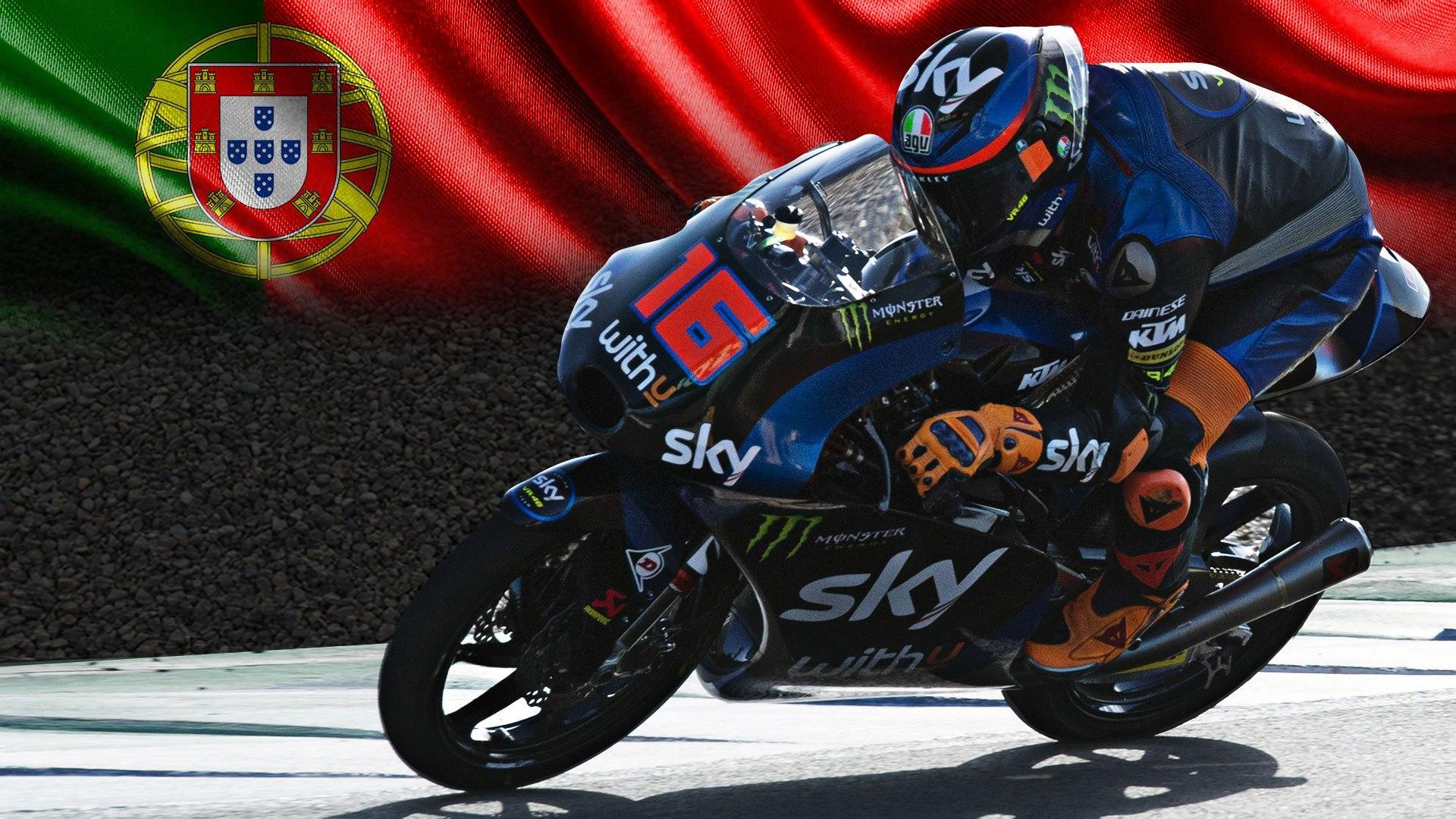 TV8 HD Moto3 Gara: GP Portogallo   (diretta)