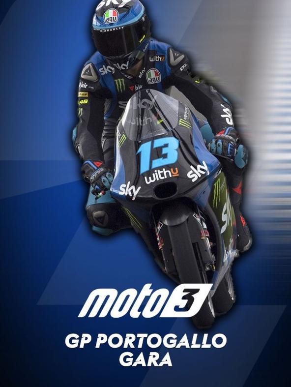 Moto3 Gara: GP Portogallo