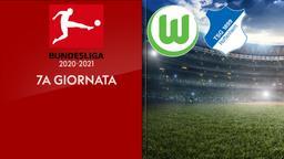 Wolfsburg - Hoffenheim. 7a g.