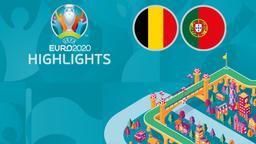 Belgio - Portogallo. Ottavi