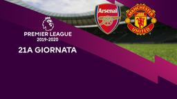 Arsenal - Man Utd. 21a g.