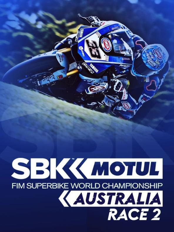 WorldSBK Race2: Australia