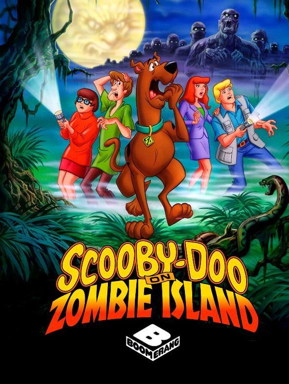 Scooby-Doo e l'isola degli Zombie