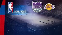 Sacramento - LA Lakers