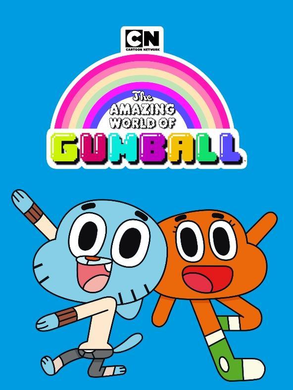 Lo Straordinario Mondo di Gumball -