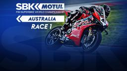 Australia. Race 1