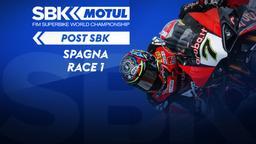 Spagna Race 1