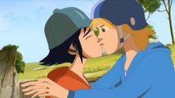 Un bacio rubato