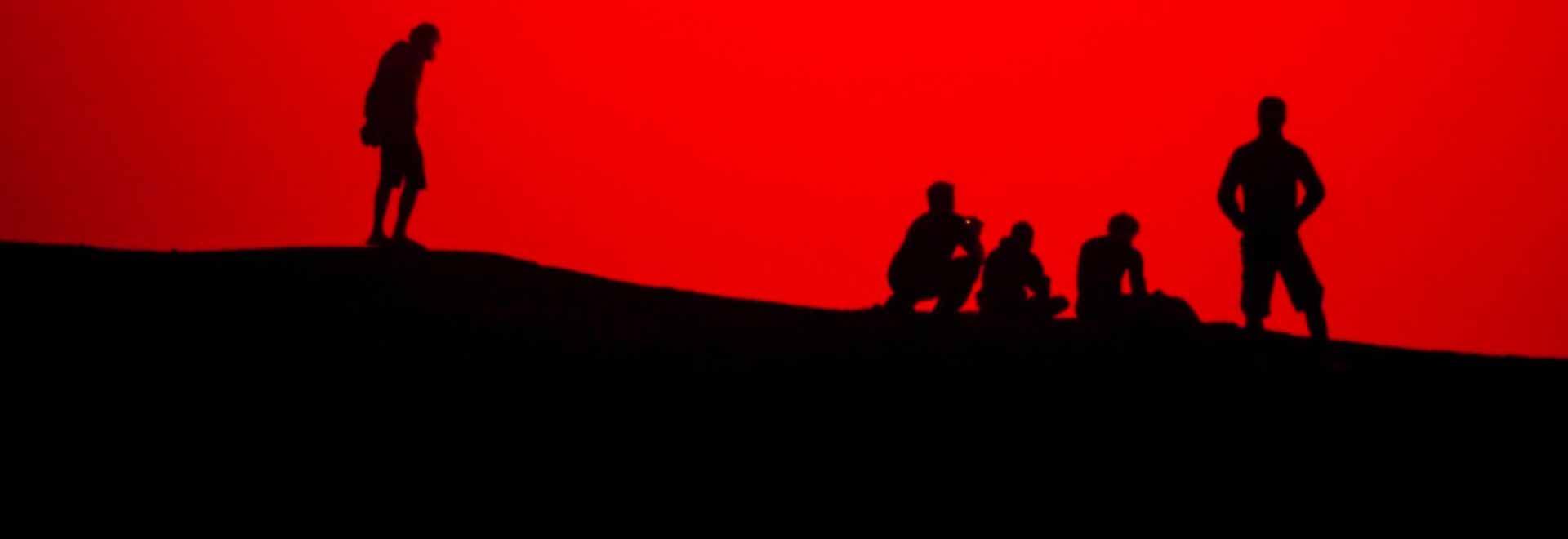 Vita nei vulcani