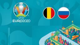 Belgio - Russia. 1a g. Gruppo B