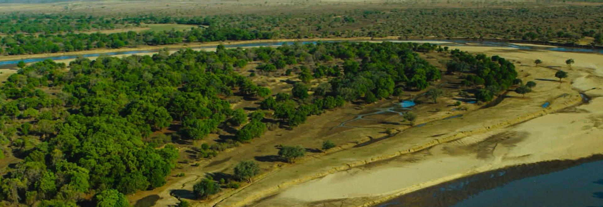 Accampamenti in Zambia