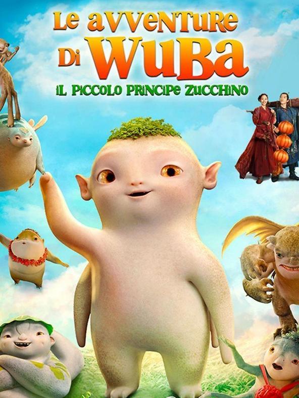 Le avventure di Wuba - Il piccolo...