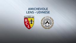 Lens - Udinese