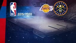 LA Lakers - Denver. West Conf Finals Gara 5