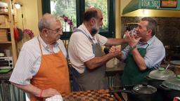 Aspic al lambrusco - Caramelle alla bolognese