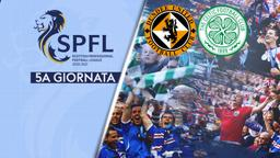 Dundee United - Celtic. 5a g.