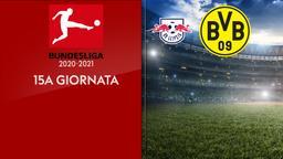 Lipsia - Borussia Dortmund. 15a g.