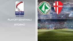 Avellino - Padova. Playoff Semifinali Ritorno