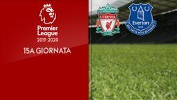 Liverpool - Everton. 15a g.