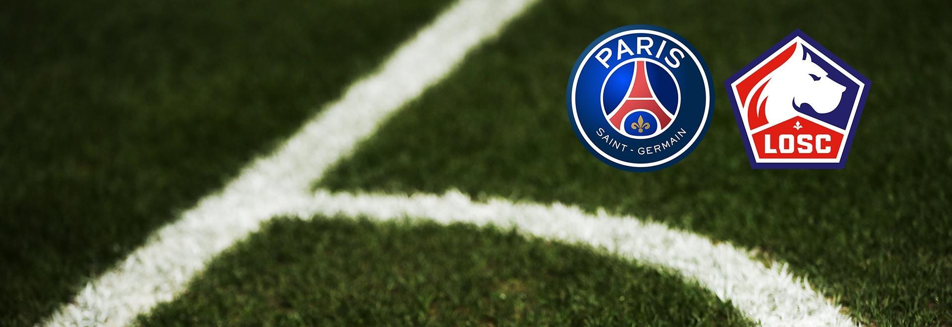 PSG - Lille. 14a g.