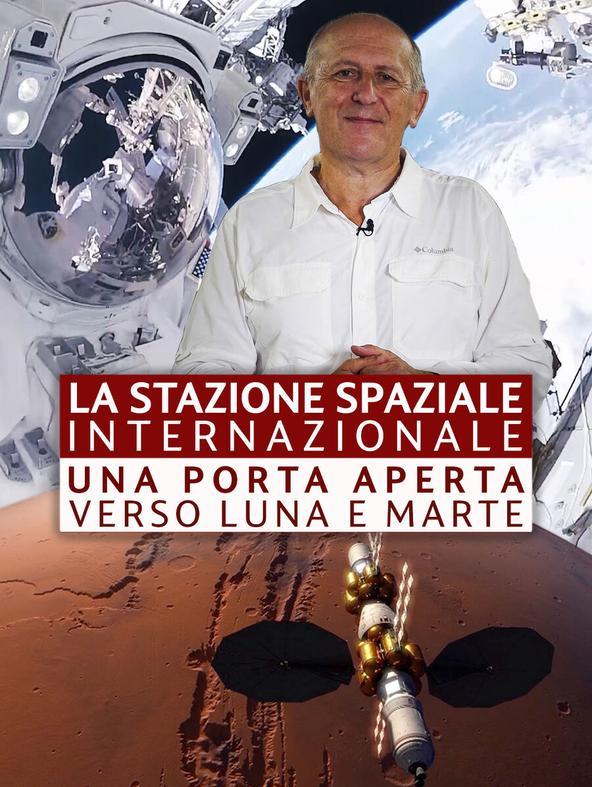 La stazione spaziale internazionale:..