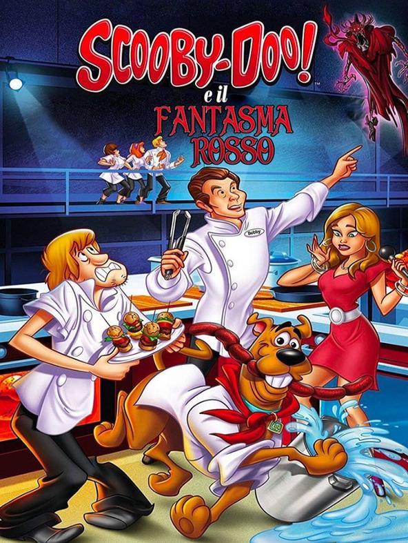Scooby-Doo! e il Fantasma Rosso