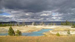 Yellowstone: unico al mondo