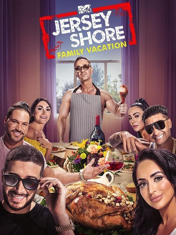 S4 Ep8 - Jersey Shore Family Vacation