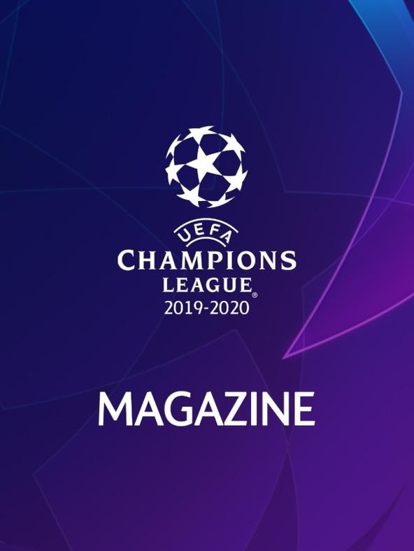 UEFA Champions League Magazine