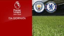 Man City - Chelsea. 13a g.
