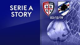 Cagliari - Sampdoria 02/12/19