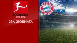 Bayern M. - Paderborn. 23a g.